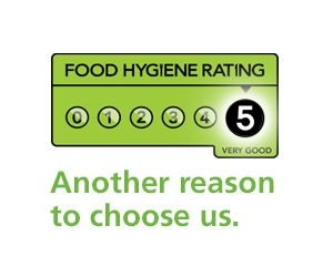 Food Hygiene Rating - 5 Very Good