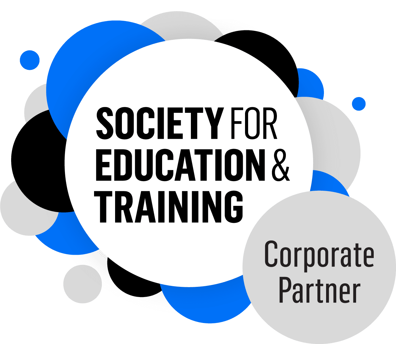 Society for Education and Training - Corporate Partner Logo